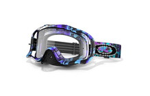 Oakley Crowbar MX purple/blue one icon